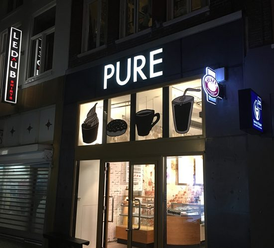lichtreclame_groningen_Pure_Frozen